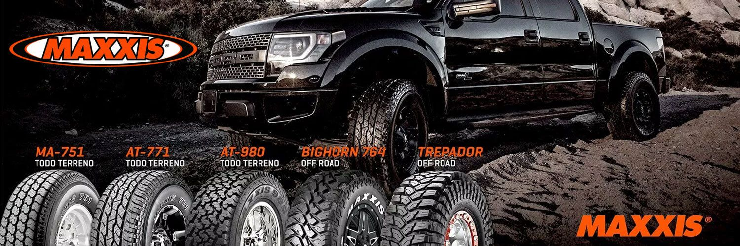 maxxis tyres banner