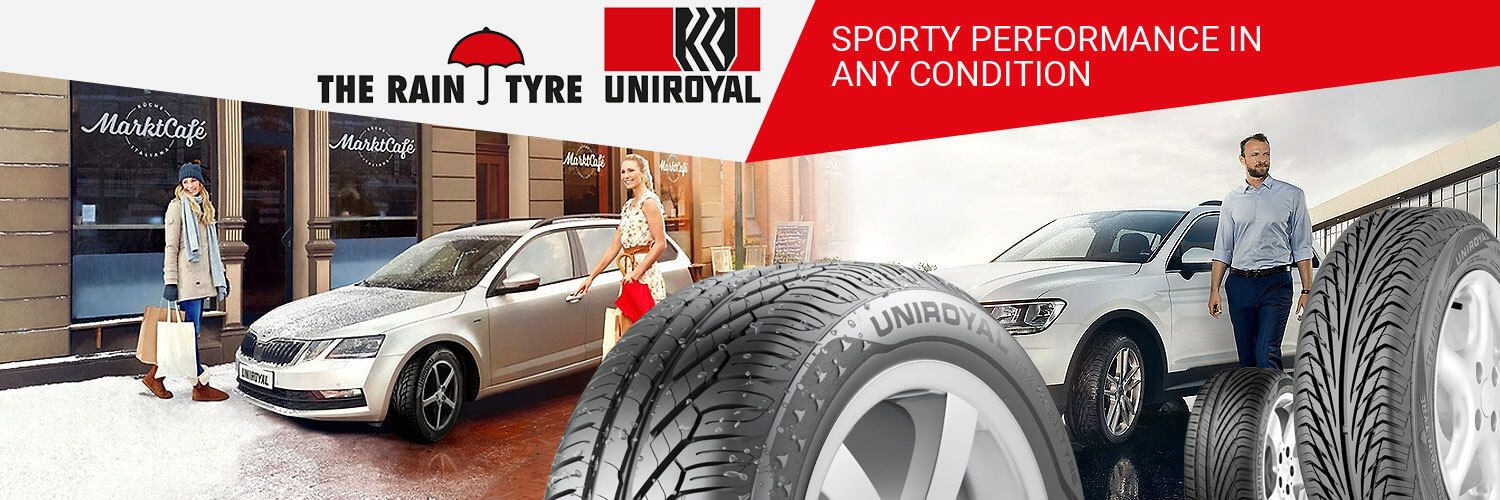 uniroyal tyres banner